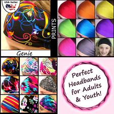Genie Headband Stylish Stretch Sports Workout Hairband Magic Hair Band [Genie]