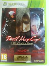 !!! Xbox 360 juego Devil May Cry HD Collection, usados pero bien!!!