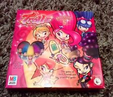 Very RARE Trollz Board Game & Magic of The 5 Game MB Games 2005