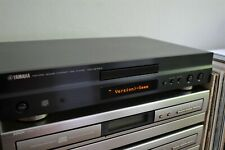Yamaha CDX-397MK2 CD-Player Fb: Schwarz / black Top Zustand!