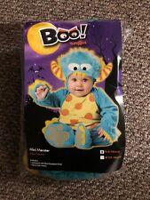 Lil' Blue Monster Infant Costume 6-12 Months