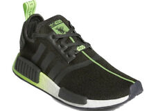 New ADIDAS x Star Wars Yoda NMD R1 BOOST athletic sneaker Mens green all sizes