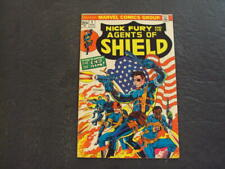 Nick Fury And His Agents Of Shield #2 Apr '73 Bronze Age Marvel Comics ID:53533