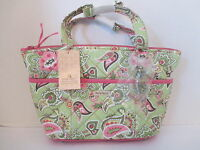 NWT Victorian Heart Bella Taylor Coventry Delight Taylor Style Quilted Handbag