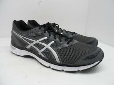 Asics Men's Gel-Excite 4 Running Shoe Carbon/Silver/Black Size 12M