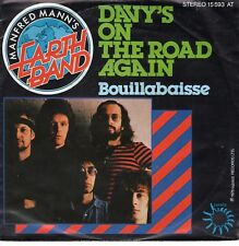 7inch MANFRED MANN'S EARTH BAND	davy's on the road again	GERMAN 1978 EX (S2084)