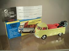 CORGI TOYS No 490 VOLKSWAGEN BREAKDOWN TRUCK (MINT/BOXED)(COMPLETE WITH LEAFLET)