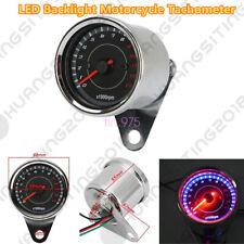 LED Backlight Night Light Tachometer For Suzuki Intruder VS 1400 1500 750 VL 800
