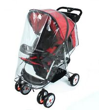 Rain Cover Wind Shield Strollers New Waterproof Infants Plastic