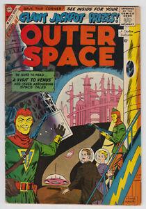 M0560 : Outer Space, #22 , Volume 1, F VF État