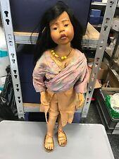 Philip Heath Vinyl Puppe 58 cm. Signiert !! Top Zustand