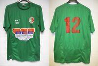 Maillot C.S SEDAN ARDENNES porté n°12 NIKE worn shirt football collection trikot