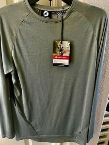 PACTIMO MENS LONG SLEEVE WOOL CYCLING BASE LAYER.  SIZE XXL. NEW /TAGS.