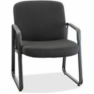Lorell Big and Tall Fabric-Upholstered Guest Chair - LLR84586