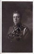 WW1 Soldier Driver Royal Field Artillery RFA Gateshead photographer