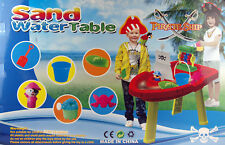 Large Pirate Boat Sand And Water Activity Play Table