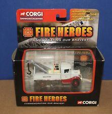 Corgi CS90016 Fire Heroes 1:50 1934 Mack Breakdown Truck Baltimore FD MIB 2002