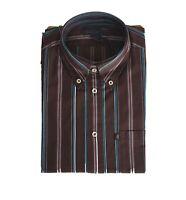 Marlboro Classics LW849311826 Camicia Uomo Marrone tg varie | -52 % OCCASIONE |