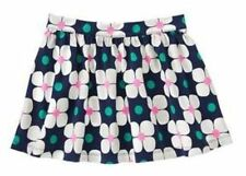 NWT Gymboree HOP 'N' ROLL Geo Floral Skirt Size 6