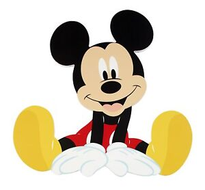 Disney Mickey Mouse Shaped Wall Art - Wall hanging Decoration
