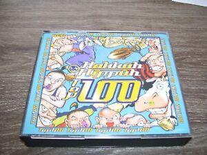 Hakkuh Flippuh Top 100 * RARE 4 CD Box Holland 1997 Hardcore / Gabber *