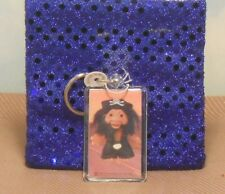 Troll Co. keyring: pirate troll in black Troll Doll: 2-sided in plexiglas