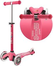 Micro Scooters PINK MINI DELUXE SCOOTER Outdoor Toys Sporting Goods BN