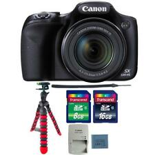 Canon PowerShot SX530 HS Digital Camera with Accessory Bundle