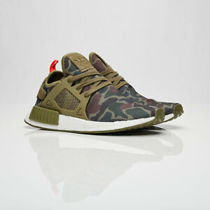 adidas NMD XR1 Olive Duck Camo BA7232 Men Size US 8.5 NEW 🚚✅