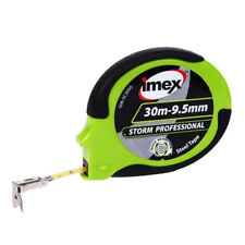 Imex 30 M X 10 mm Storm Pro Tape Measure 006-SC3095