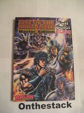 MANGA:  Fist of the North Star Master Edition Vol. 9 by Tetsuo Hara & Buronson