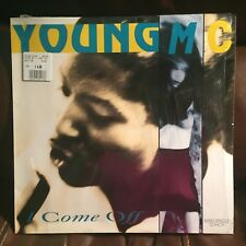 Young MC I Come Off Maxi Single Germany (NM Vinyl) Shrink
