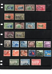 TRINIDAD & TOBAGO - USED SELECTION - 4 scans, from early to modern - CAT £70+