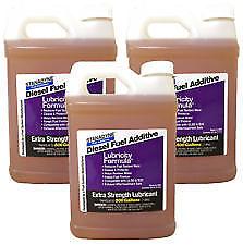 Stanadyne Lubricity Formula 3 Pack of 1/2 Gallon (64oz)  Part # 38561