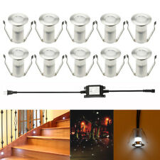 10X19MM Low Voltage LED Deck Yard Light Outdoor Garden Stair Step Landscape Lamp