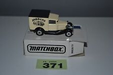 Nuevo Modelo Diecast Matchbox Coche MB 38 Ford Modelo A jordans 1979 En Caja Macau