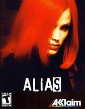 Alias PC Games Windows 10 8 7 XP Computer spy action stealth shooter acclaim