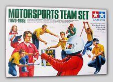 Tamiya 1/20 Motorsports Equipo Set F1 Modelo Figura Kit #20063