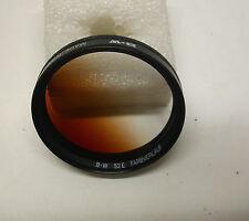 B + W sfumature di colore tabacco 52 mm