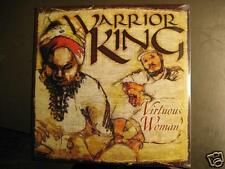 "WARRIOR KING ""VIRTUOUS WOMAN"" - LP"