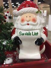 NEW Scentsy SANTA'S LIST Christmas Warmer