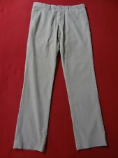 Hugo Boss Slim-Fit Stretch-cotton Corduroy Trousers - 34R