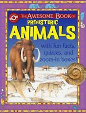 The Awesome Book of Prehistoric Animals (World of Wonder) - VeryGood - Flowerpot