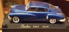 SOLIDO DIECAST MODEL  *** TUCKER TORPEDO CAR  *** NEW - BOXED - (MADE IN FRANCE)