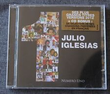 Julio Iglesias, numero uno, 2CD