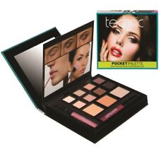 Technic FACE Nude Make-up Palette Eye Shadow +Highlighting Creme 13 teilig