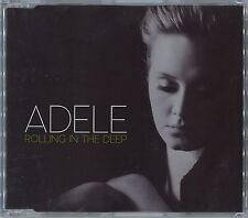 ADELE Rolling in the Deep 2-TRACK CD SINGLE If It Hadn't Been for Love