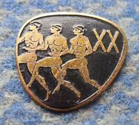 XX th OLYMPIC MUNICH MUNCHEN 1972 PIN BADGE