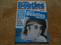 THE BEATLES BOOK MONTHLY Appreciation Society Magazine No. 38 June 1979