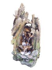 Wasserfall LIECHE mit LED Beleuchtung 102x46x50 Cm